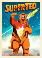 SuperTed by Dawid-B