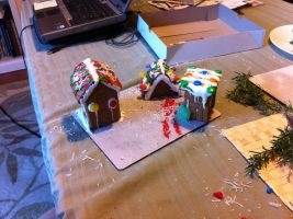 Gingerbread Ghetto by goofanader