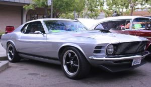 Mustang Muscle II by StallionDesigns