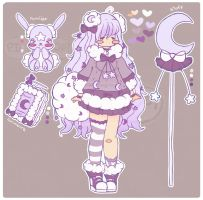 Fairy Kei Witch (Closed) by Audill