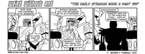 The Daily Straxus Book 2 Part 139 by AndyTurnbull