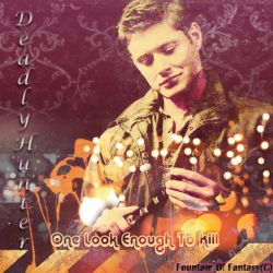 Jensen as Dean- Knife through our hearts by magicrubbish