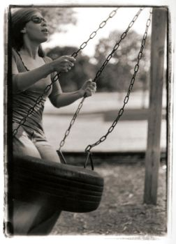 Tire Swing by lmerr
