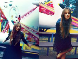 fly town by JuliaDunin