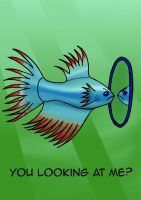Fighty Fish by rcdg