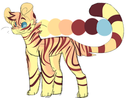 Tiger Adopt Open by Cylynix
