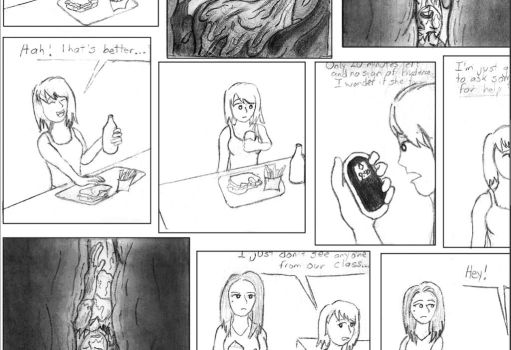 Cold Turkey Page 16 - PREVIEW # 2 by brainwashedMZ