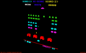 Space Invaders by NES--still-the-best