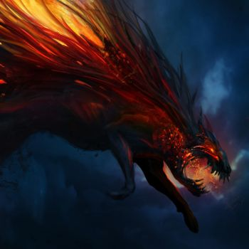 Hell hound by DanielClasquin