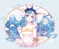 {comm} marea bianca by lemiilily