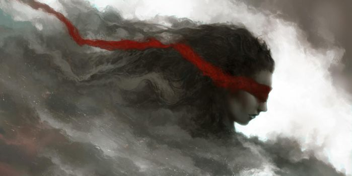 Red Ribbon by ChrisCold