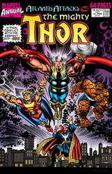 Thor Annual #14 by BrianGraham