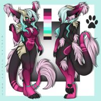 .:Anthro oc adopt:.Closed by Fur-What-Loo