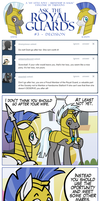 Ask the Royal Guards #3 by TariToons