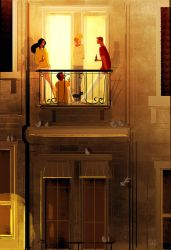 Back in the day. by PascalCampion