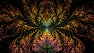 Fractal Convergence by Trip-Artist