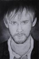 Dominic Monaghan by GreenFlutterby
