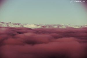 Clouds from Above... by DroePhos