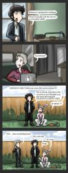 Sherlock: The Case of the Escaped Rabbit by Star-Jem