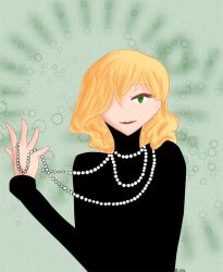 APH - Femme Fatale by pocket-bunny