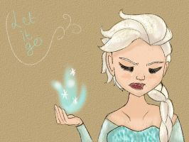 Let it go by MysteryFalls