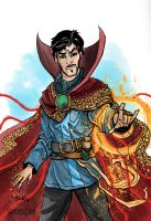 Doctor Strange by artesora
