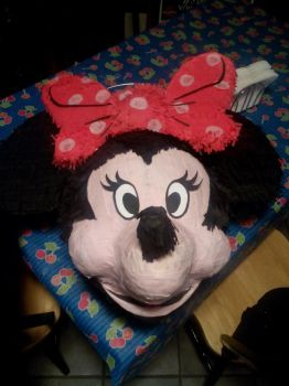 Minnie Mouse by AtomicVooDoo2099