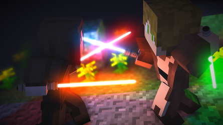 Another Star Wars wallpaper by Adri526