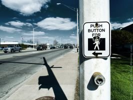 Push to Cross with Style - Color by KBeezie