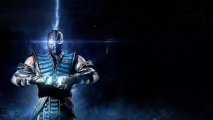 Mortal Kombat: Sub Zero Wallpaper by Kothanos