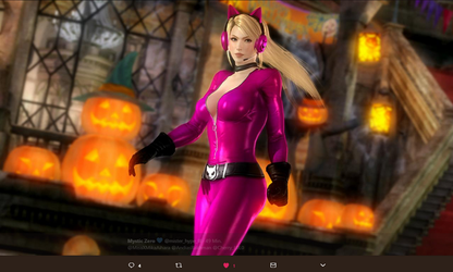 AWARD 2: Dead or Alive 5: Designers Challenge by CherrysDesigns