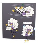 Driflooning On The Wind by UsaRitsu