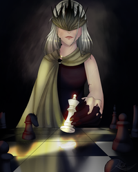 Checkmate by HikariAzure