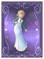 The Light of Meridian: Elyon by VioletKy