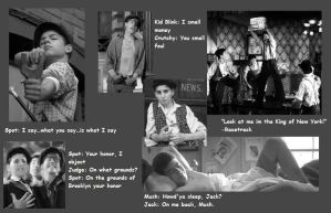 Newsies Background by GothicXPrincess99