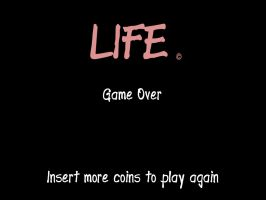 The game of Life by CrazeeAce