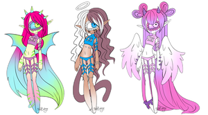 Sale Alien Licker Adopts Closed by XenoBaby