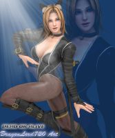 Tina Armstrong 06 by DragonLord720
