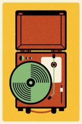 Record Player by Indy-Lytle