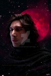 Kylo Ren by CeciliaGf