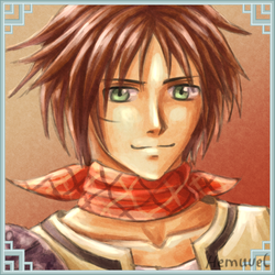 Hervey (Suikoden IV) by Hemuvel