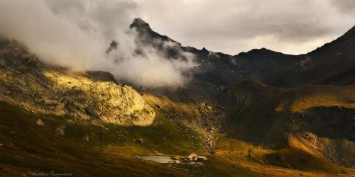 Last light before darkness by matthieu-parmentier