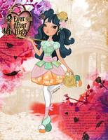Ever After High Oc - Nymphaea Nixie by teddy-beard