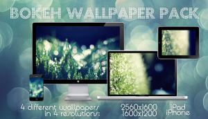 Bokeh Wallpaper Pack by solefield