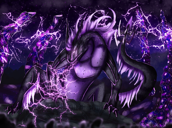 Angering the beast ~Contest entry~ by Nihalla