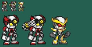 Gizoids - Heavy and Light Type by PixelPower23
