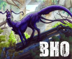 Badge BHO by BloodhoundOmega