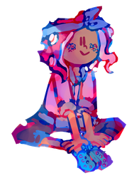 octo girl! by theultimatenootnoot