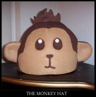 The Monkey Hat by shortpinay