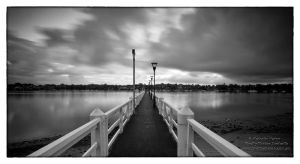 The Pier by FireflyPhotosAust